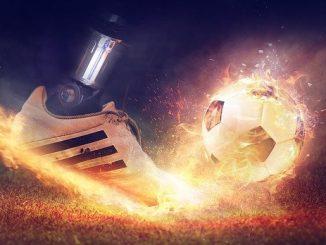 ¿Quién dice que el arte y el fútbol no combinan?