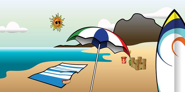 Las mejores playas para disfrutar el fin de semana